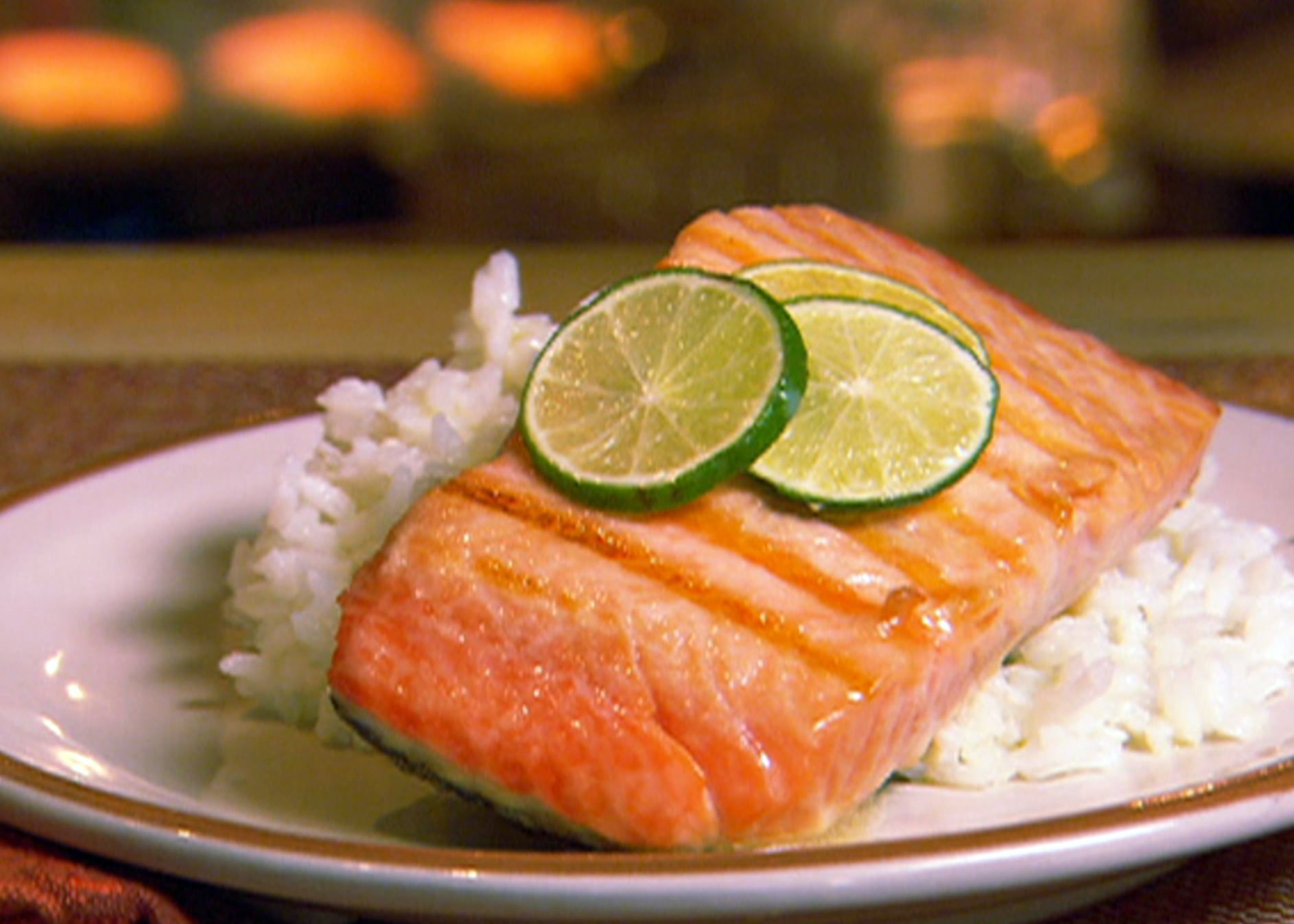 Best Ever Grilled Salmon