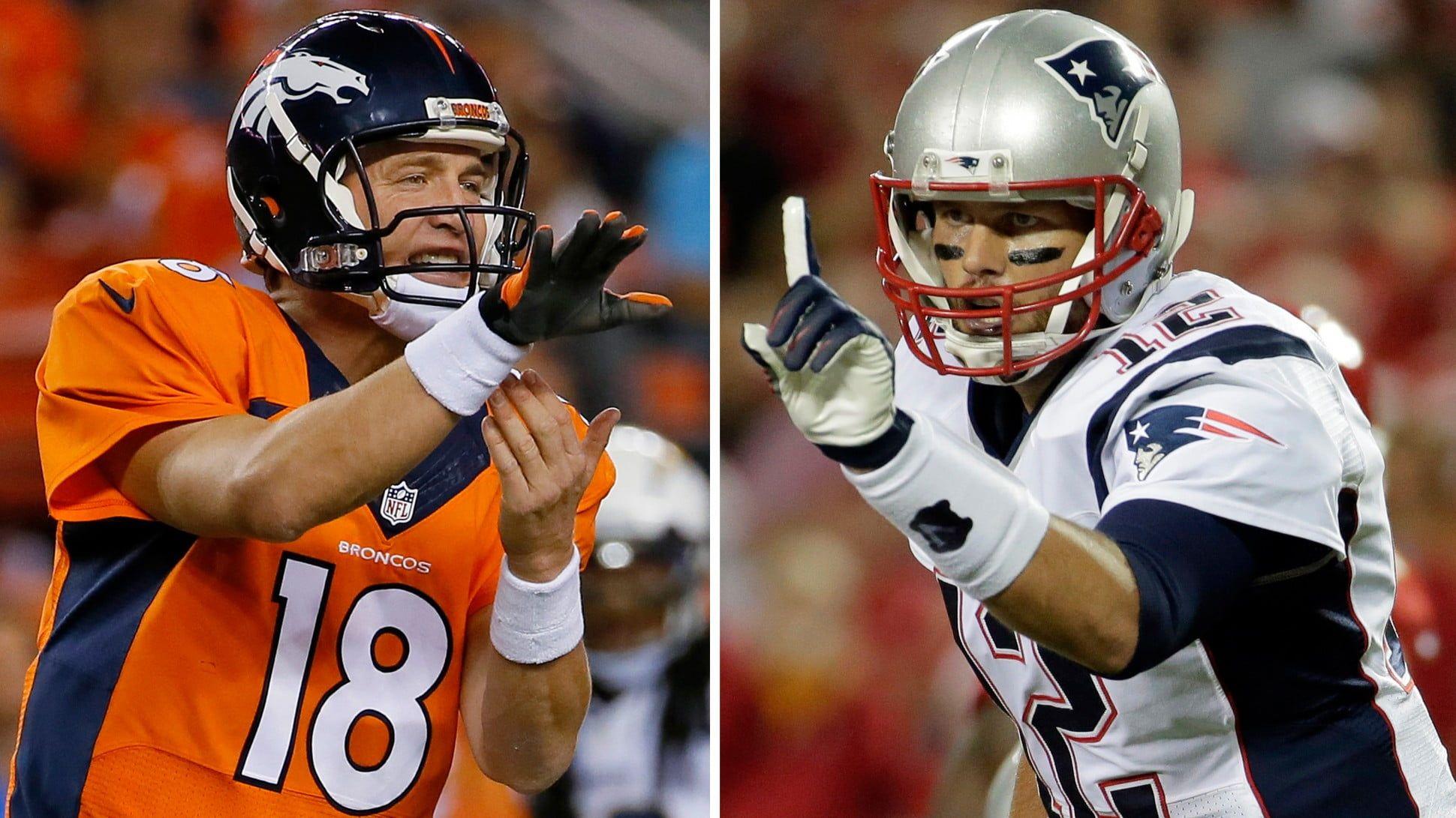 Broncos vs Pats