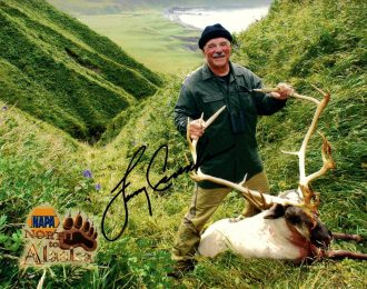 Autographed Photo – Hunting